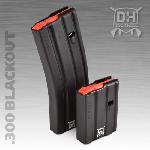 .300 Blackout Firearm M16 Magazine
