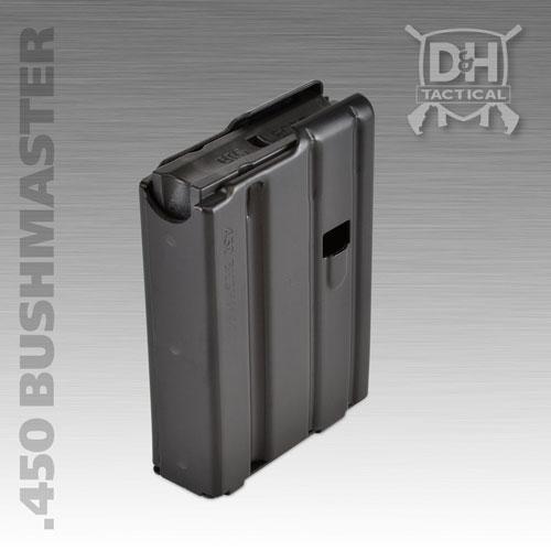 .450 Bushmaster Firearm M4 Magazine