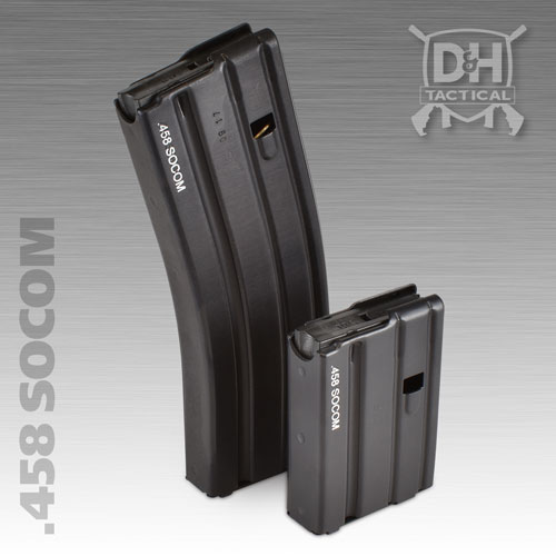 .458 SOCOM Firearm Magazine