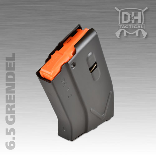 6.5 Grendel Firearm AR-15 Magazine