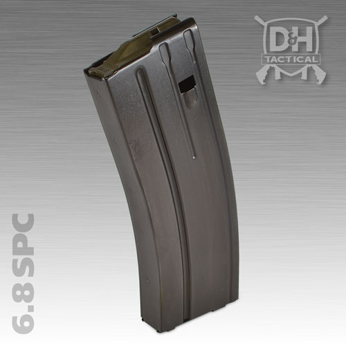 6.8 SPC / .224 Valkyrie Firearm M16 Magazine