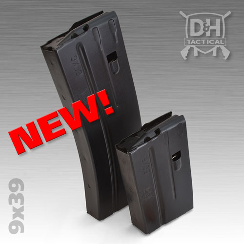 9x39 Firearm AR-15 Magazine